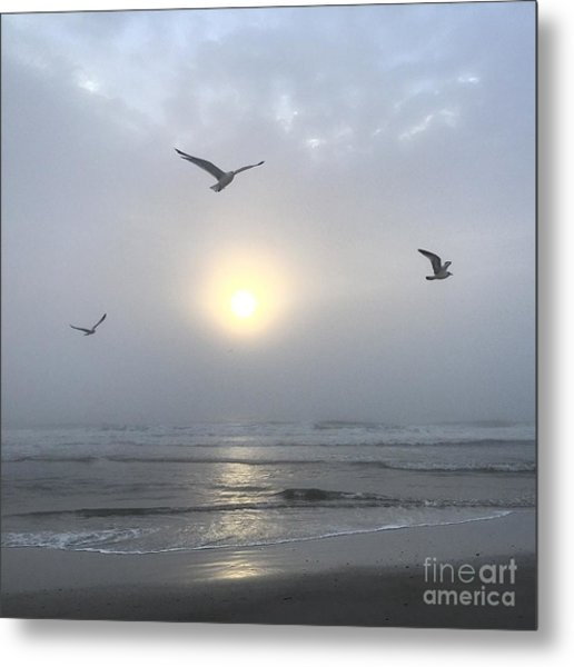 Moment Of Grace Metal Print