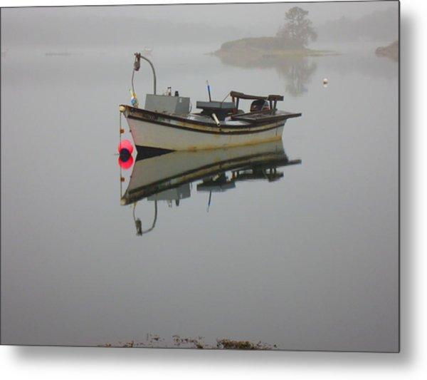 New Hampshire Sea Coast  Metal Print