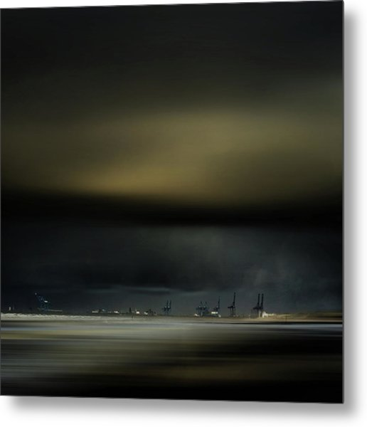 Northern Wind Metal Print