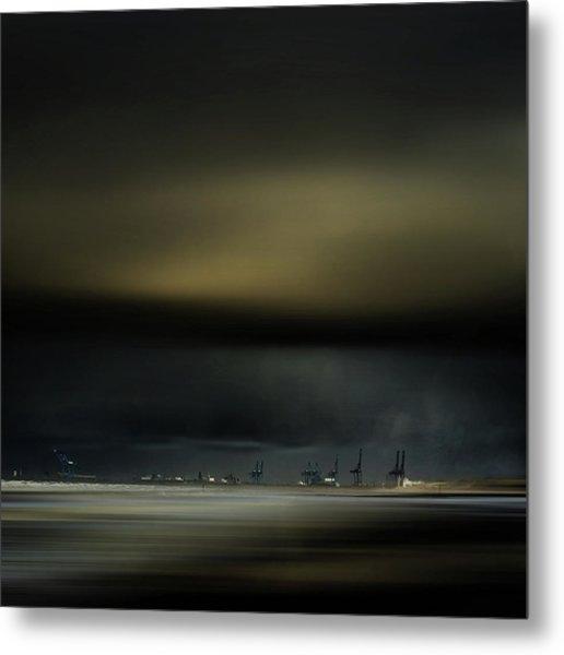 Northern Wind Metal Print by Piet Flour