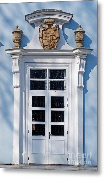 Old Door Metal Print by Sarka Olehlova