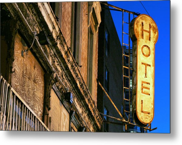 Only The Best Metal Print by JC Findley