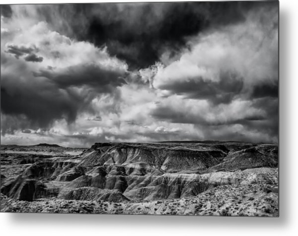 Painted Desert From Lacey Point Metal Print