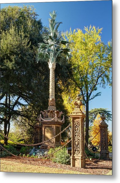 Palmetto Regiment Monument  Metal Print