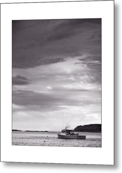 Pending Storm Metal Print by Don Powers