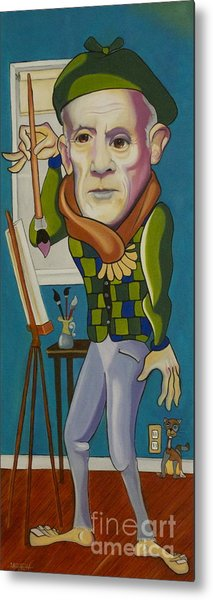 Picasso Metal Print