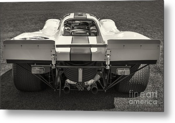 Porsche 917k Metal Print