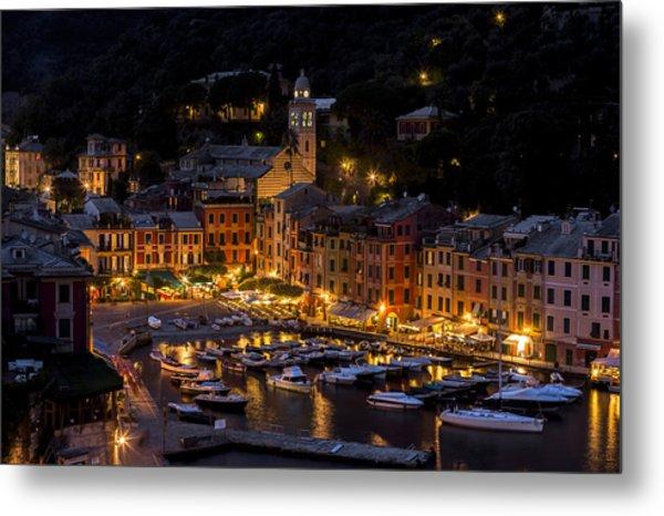 Portofino Italy - Hi Res Metal Print
