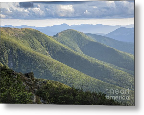 Presidential Range - White Mountains New Hampshire Metal Print