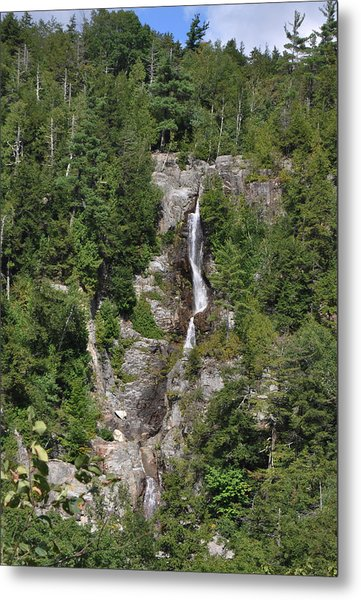 Roaring Brook Falls Metal Print