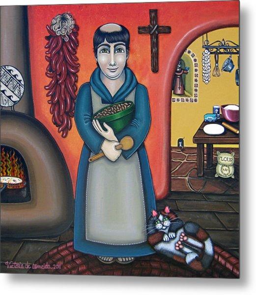 San Pascuals Kitchen Metal Print