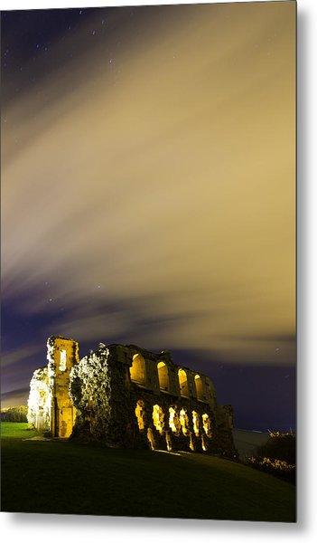 Sandsfoot Castle  Metal Print by Ollie Taylor