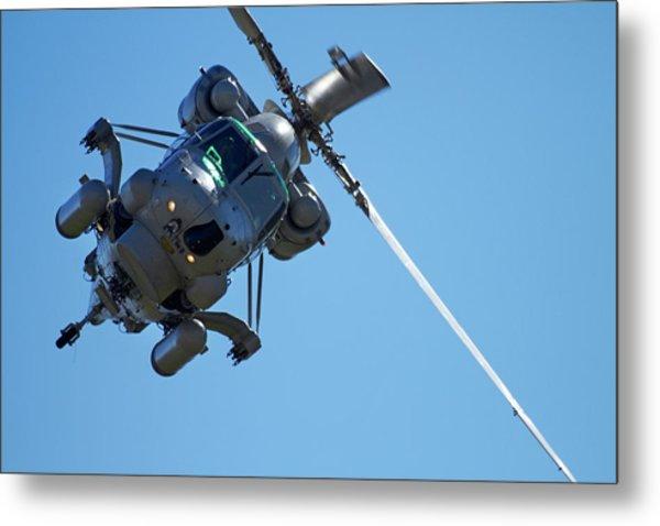 Kaman SH-2 Seasprite Helicopter Art Print Easyrider by Mark Karvon