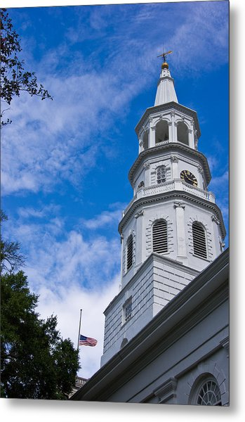 St. Michael's Episcopal Metal Print