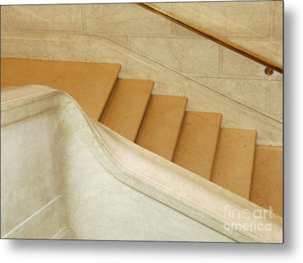 Stairs 5 Metal Print