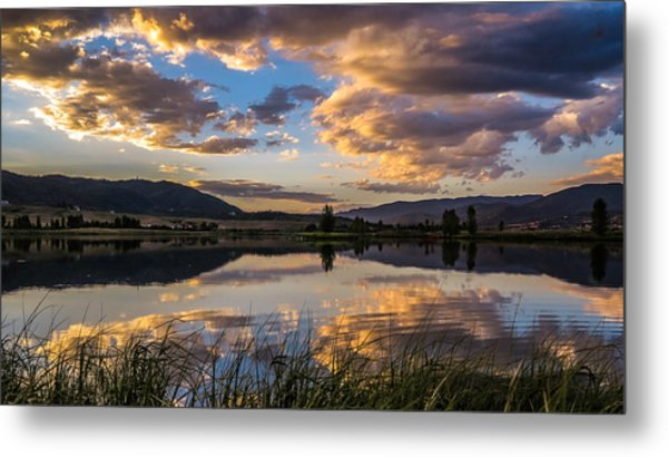 Steamboat Springs Metal Print
