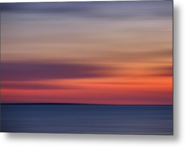 Sunset Over Herring Cove 002 Metal Print