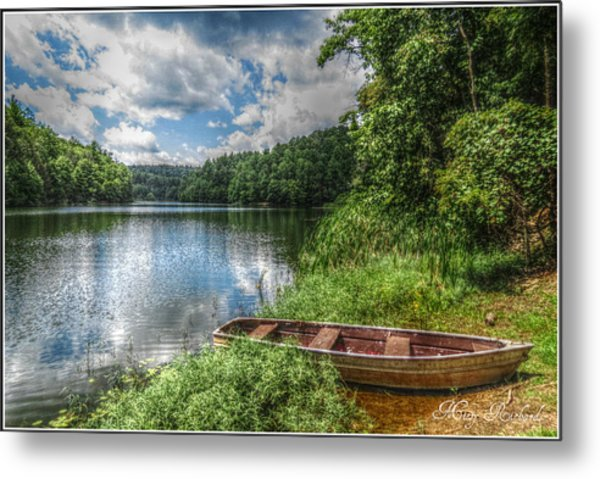 Take Me To The River Metal Print by Missy Richards