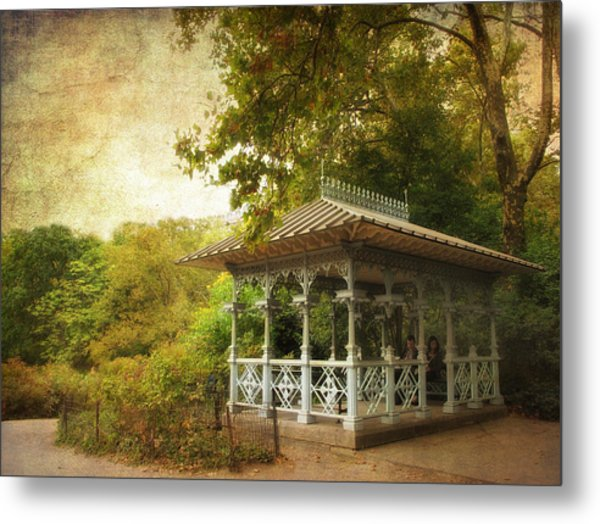 The Ladies Pavilion Metal Print