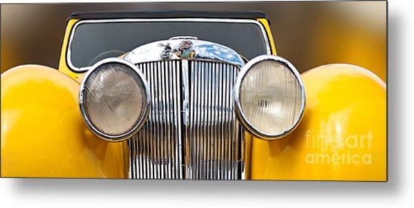 Triumph Roadster  1946 Metal Print