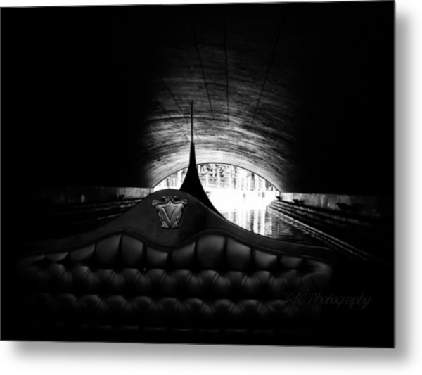 Under The Bridge Metal Print by BandC  Photography