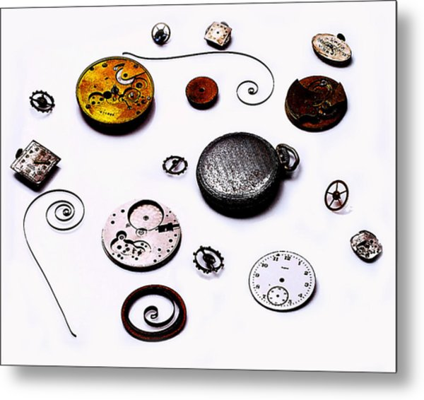 Watch Me  Metal Print