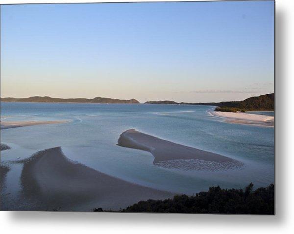 Whitsunday Island Metal Print