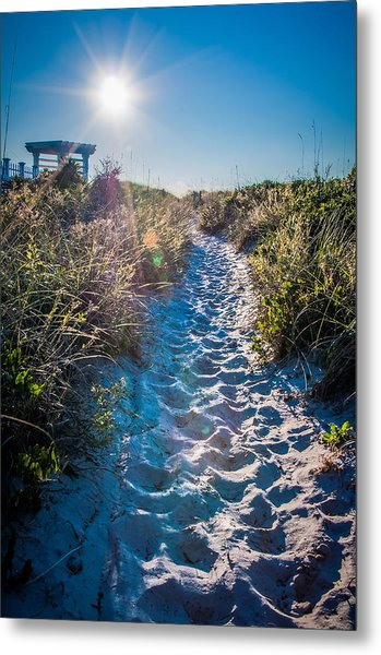 Wilmington Coastal Scene Wilmington North Carolina Metal Print