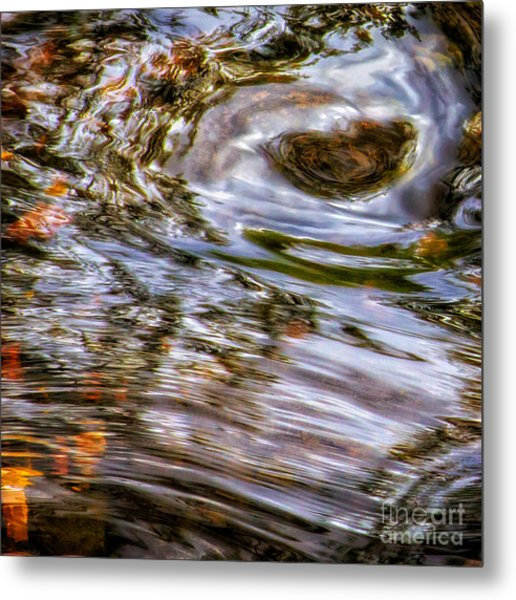 Holy Waters Of Sedona Az By Joanne Bartone Metal Print