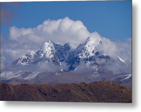 Himalaya Range  Metal Print