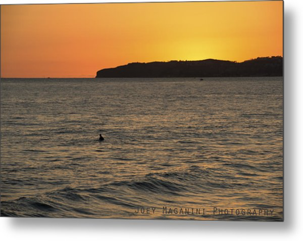 10 Metal Print by Joey  Maganini