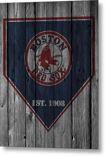 Boston Red Sox Metal Print