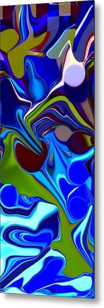 Untittle Metal Print by HollyWood Creation By linda zanini