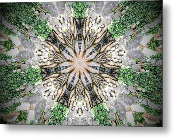 Kaleidoscope Metal Print by Joe Oliver