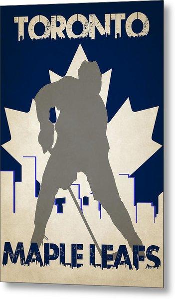 Toronto Maple Leafs Metal Print