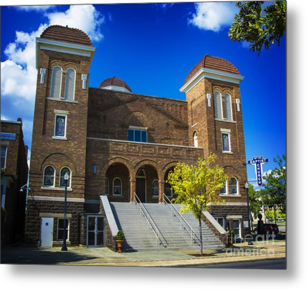 16th Street Baptist Church Metal Print