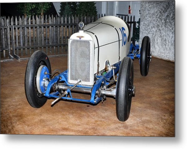 1921 Duesenberg Race Car Metal Print