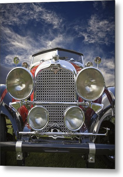 1928 Auburn Model 8-88 Speedster Metal Print