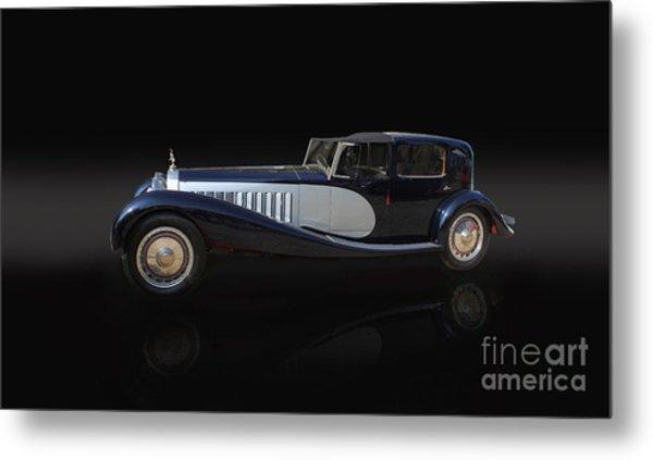 1929 Bugatti Type 41 Royale Metal Print