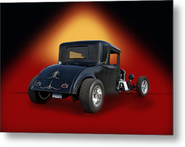 1930 Hudson Hot Road Coupe IIi Metal Print by Dave Koontz