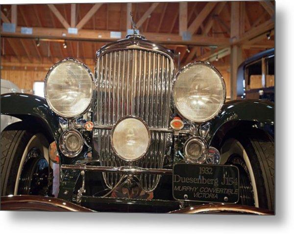 1932 Duesenberg Model J Metal Print