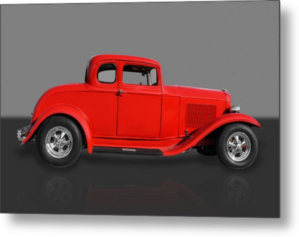 1932 Ford Metal Print by Frank J Benz