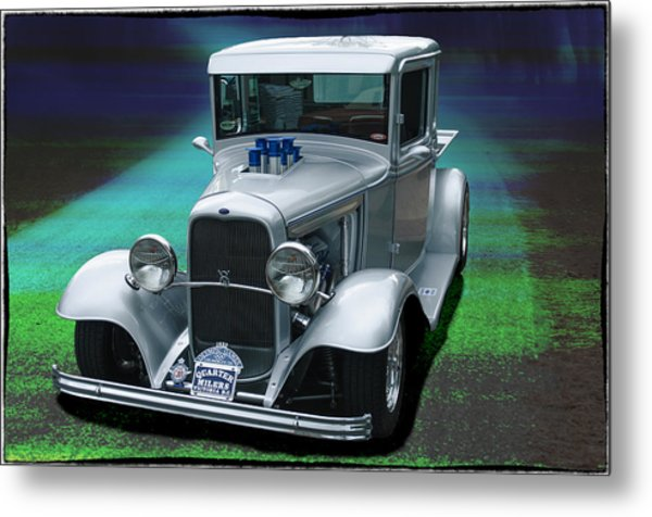 1932 Ford Pickup Metal Print