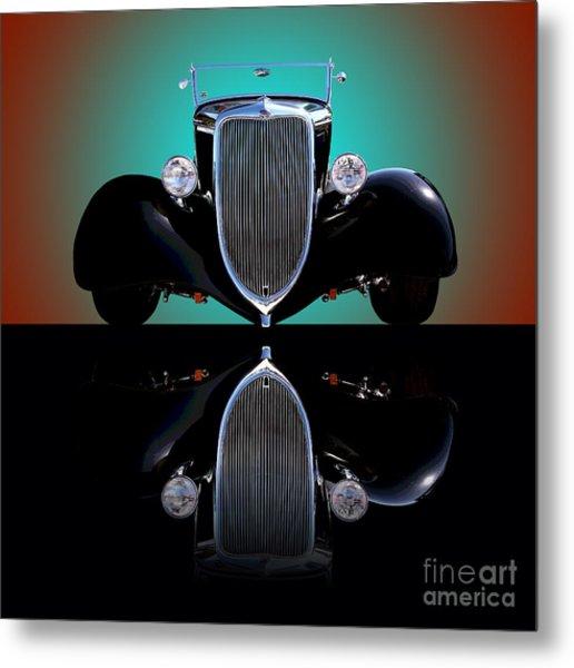 1934 Ford Phaeton Convertible Metal Print