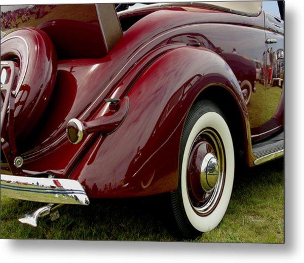 1936 Ford Phaeton Metal Print