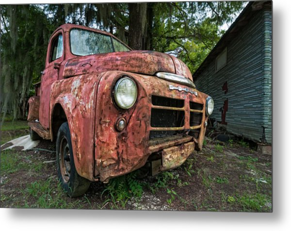 1948 Dodge Pickup Metal Print