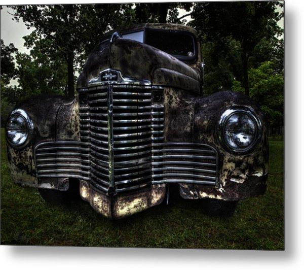 1948 International Truck Metal Print