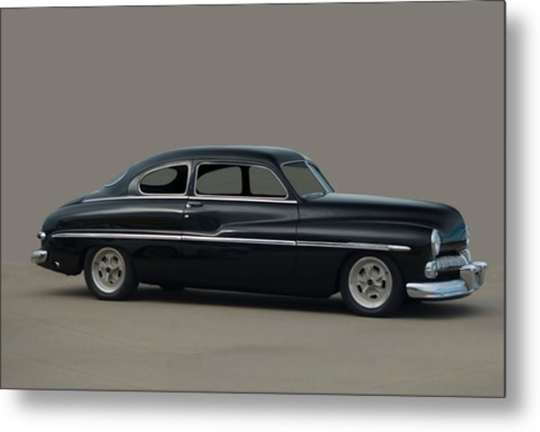 1950 Mercury Street Rod Photograph By Tim Mccullough