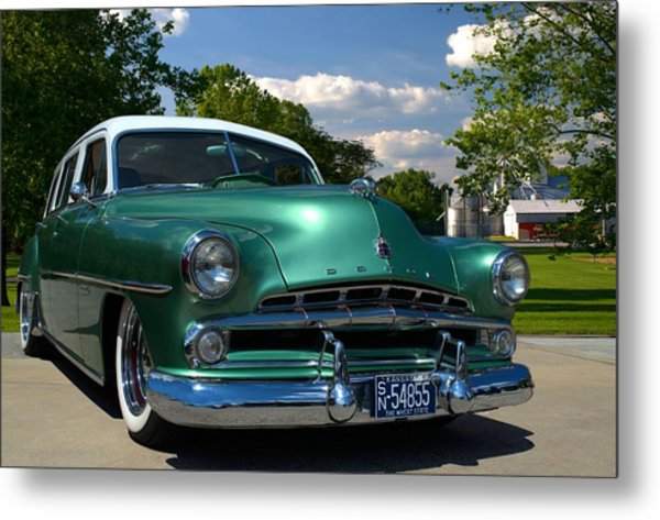 1952 Dodge Station Wagon Metal Print by Tim McCullough