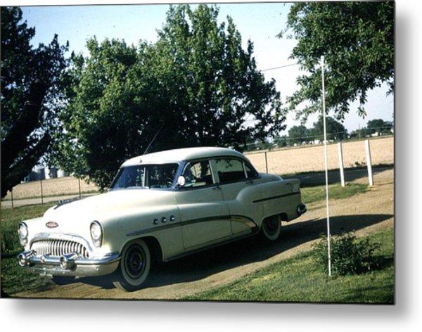 1953 Buick Metal Print